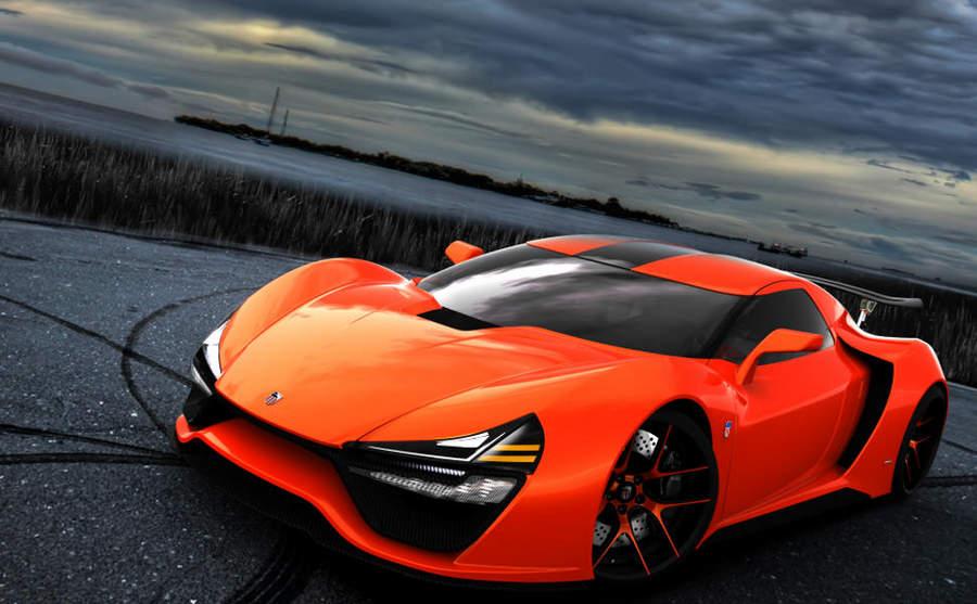 Топ-10 самых роскошных автомобилей 2015 года Bugatti