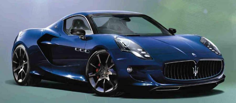 Топ-10 самых роскошных автомобилей 2015 года Maserati