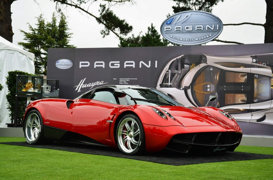Топ-10 самых роскошных автомобилей 2015 года Pagani