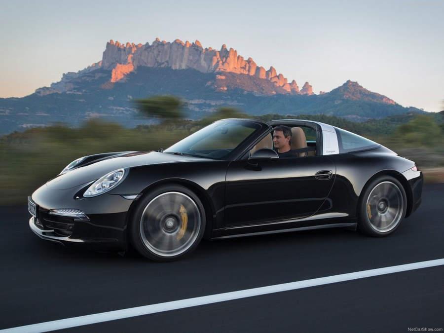Топ-10 самых роскошных автомобилей 2015 года Porsche
