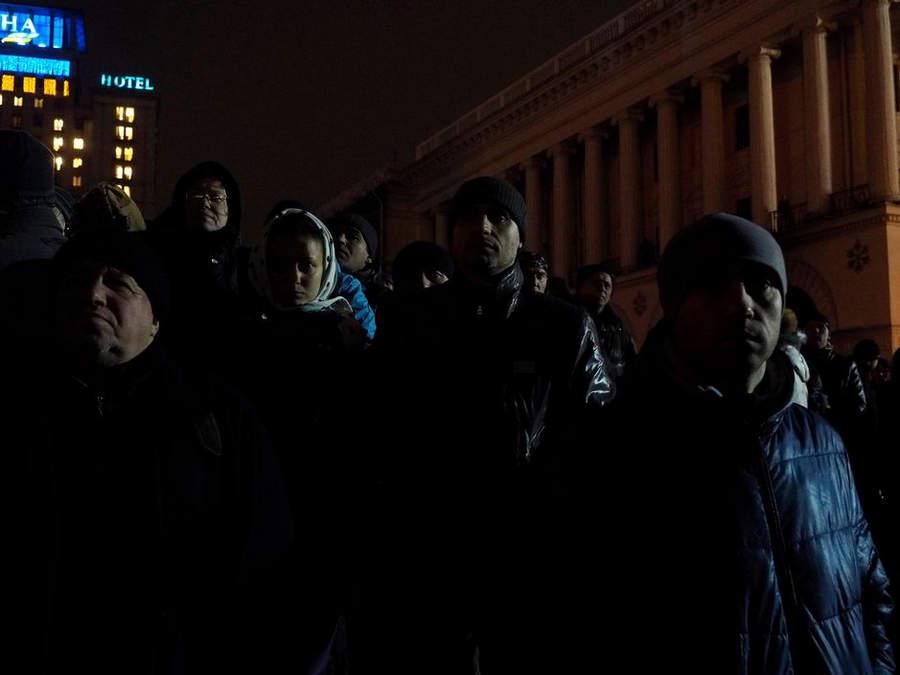 Украинская революция глазами Жерома Сессини (Jerome Sessini) 12