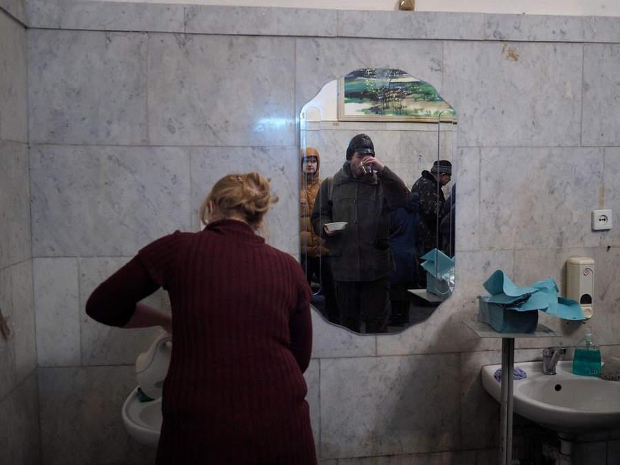 Украинская революция глазами Жерома Сессини (Jerome Sessini) 19