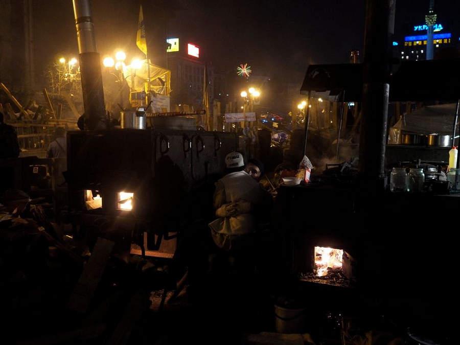 Украинская революция глазами Жерома Сессини (Jerome Sessini) 26