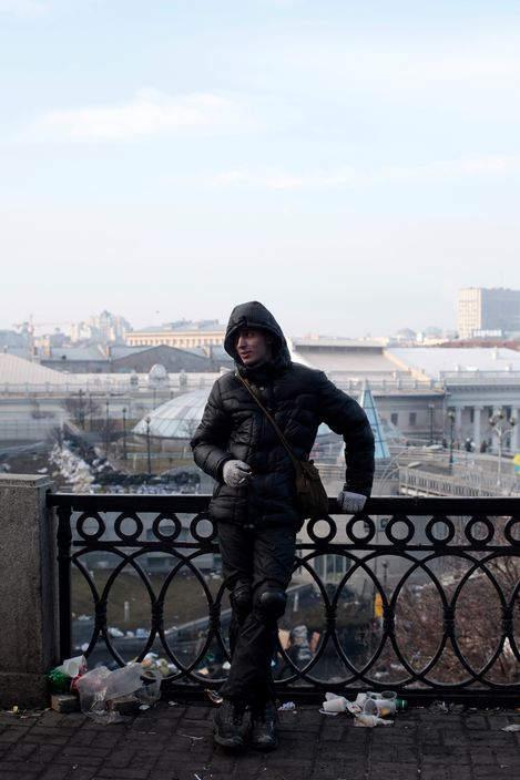 Украинская революция глазами Жерома Сессини (Jerome Sessini) 4