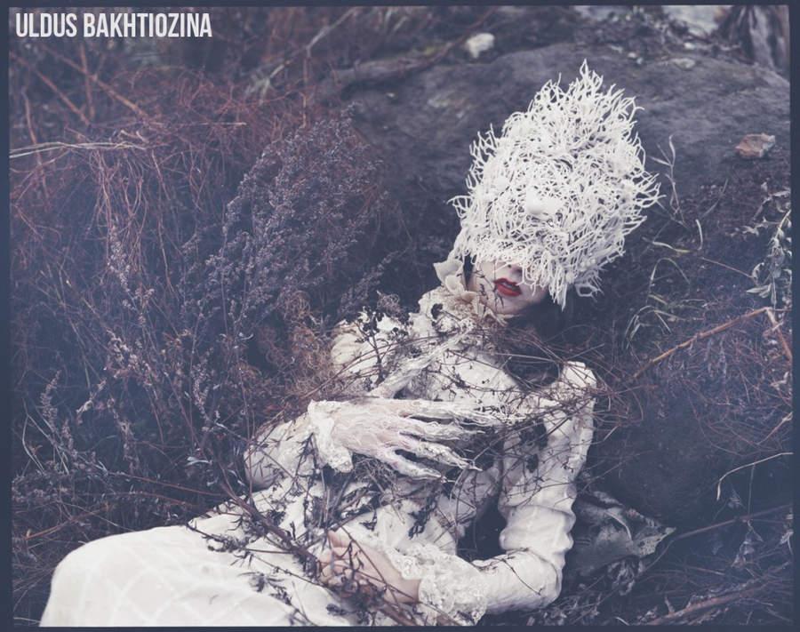 Улдус Бахтёжина (Uldus Bakhtiozina) и русская сказка в фотографиях 2