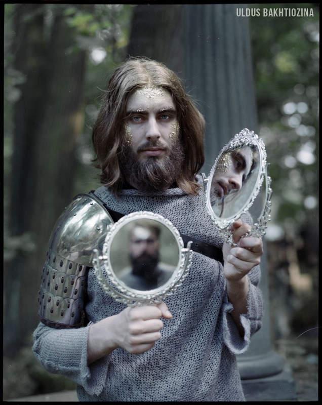 Улдус Бахтежина (Uldus Bakhtiozina) и русская сказка в фотографиях 4