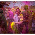 Фестиваль красок — Холи