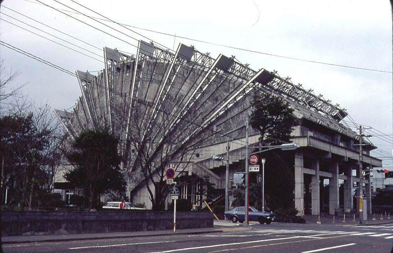 Архитектурный метаболизм Киёнори Кикутакэ14