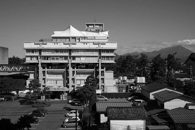 Архитектурный метаболизм Киёнори Кикутакэ 20