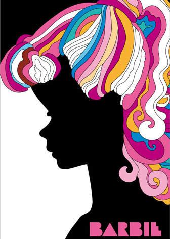 Barbie Tribute от Джоселин Гривуд (Jocelyne Grivaud) 16