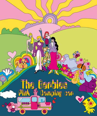 Barbie Tribute от Джоселин Гривуд (Jocelyne Grivaud) 20