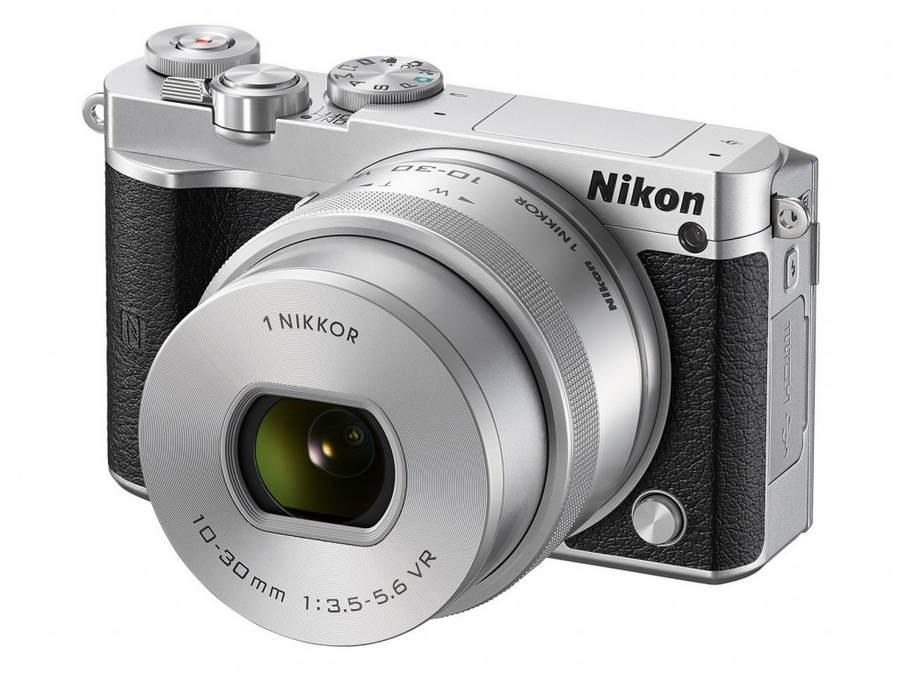 Быстрый и отзывчивый беззеркальный фотоаппарат Nikon 1 J5