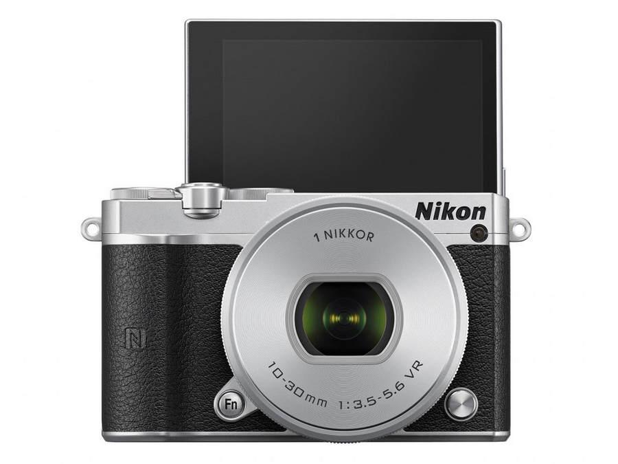 Быстрый и отзывчивый беззеркальный фотоаппарат Nikon 1 J5 2