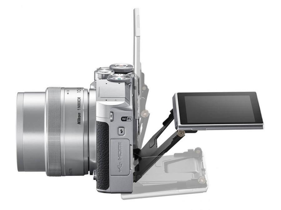 Быстрый и отзывчивый беззеркальный фотоаппарат Nikon 1 J5 3