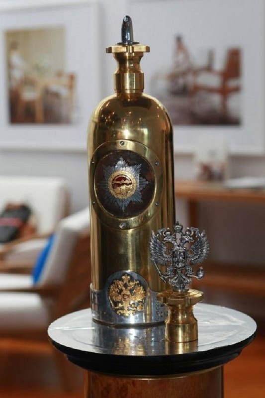 Русская Балтийская водка