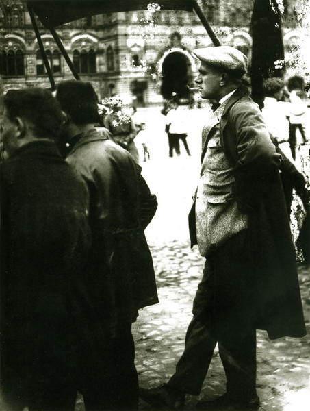 Пионер советской фотожурналистики Борис Игнатович 12