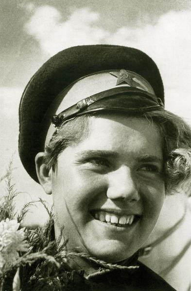 Пионер советской фотожурналистики Борис Игнатович  17