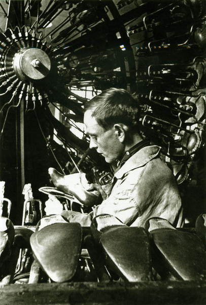 Пионер советской фотожурналистики Борис Игнатович  189