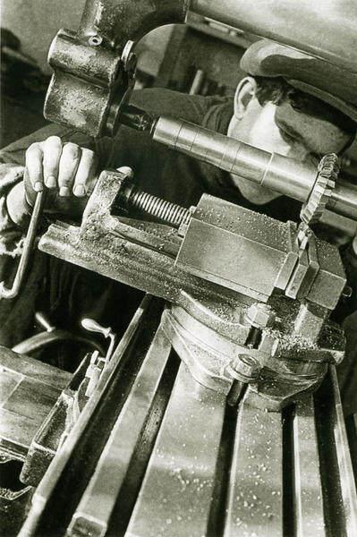 Пионер советской фотожурналистики Борис Игнатович 5
