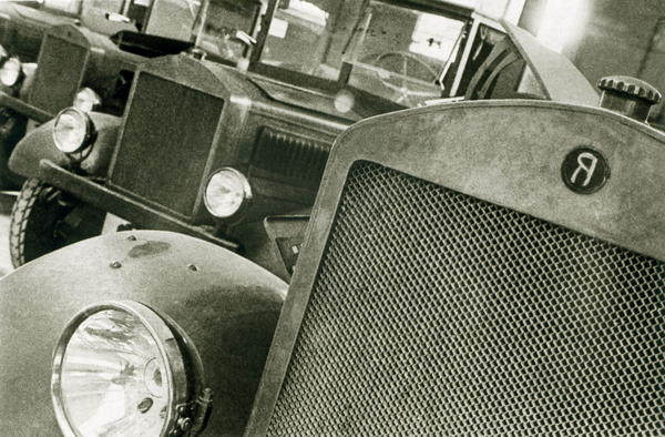 Пионер советской фотожурналистики Борис Игнатович 6