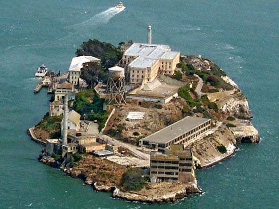 Самые жестокие тюрьмы в мире Топ-10 Алькатрас