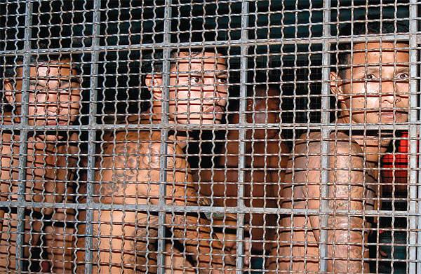 Самые жестокие тюрьмы в мире Топ-10 Бангкванг