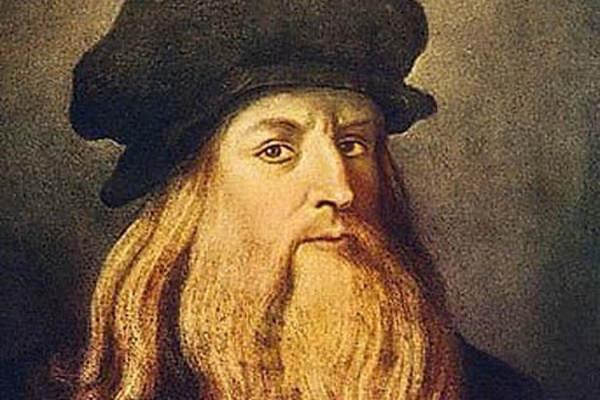 Величайшие люди всех времен Топ-10 Леонардо да Винчи