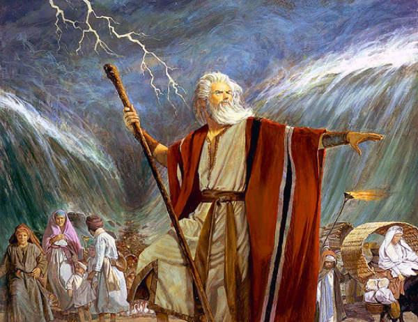 Величайшие люди всех времен Топ-10 Моисей