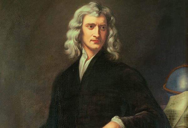 Величайшие люди всех времен Топ-10 Сэр Исаак Ньютон