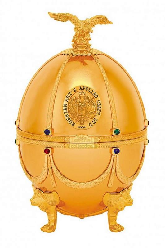Водка Императорская коллекция Super Premium ($ 2400)