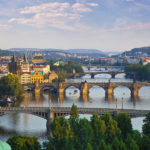 Прага - один из самых красивых городов на планете.