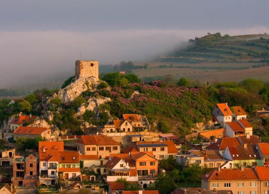 Моравия - исторический регион в восточной части Чешской Республики.
