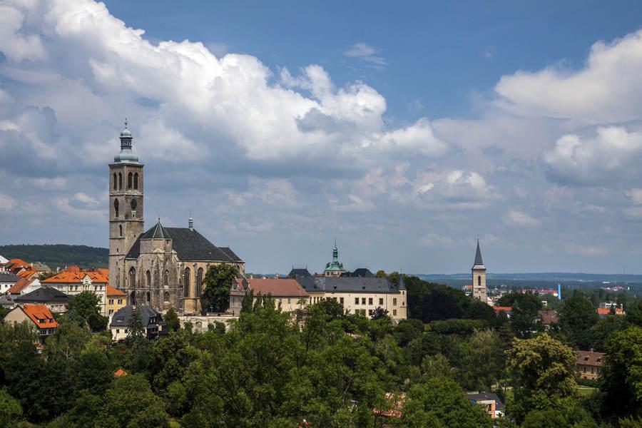 Как и другие старинные чешские города, Кутна Гора отличается поразительной живописностью