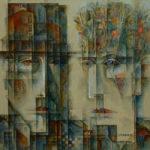 Абстрактные иллюстрации Сергея Чеснокова-Ладыженского (Sergey Chesnokov-Ladyzhenskii)