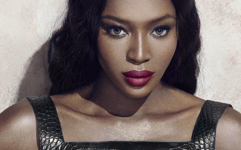 Черная пантера модельного бизнеса - Наоми Кэмпбелл (Naomi Campbell) 15