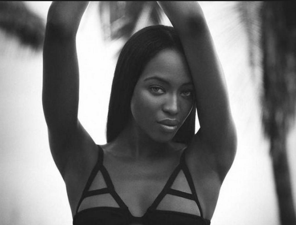 Черная пантера модельного бизнеса - Наоми Кэмпбелл (Naomi Campbell) 7
