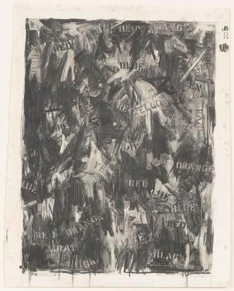 Джаспер Джонс (Jasper Johns) и современный поп-арт 20