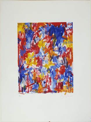 Джаспер Джонс (Jasper Johns) и современный поп-арт 21