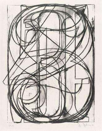 Джаспер Джонс (Jasper Johns) и современный поп-арт 24