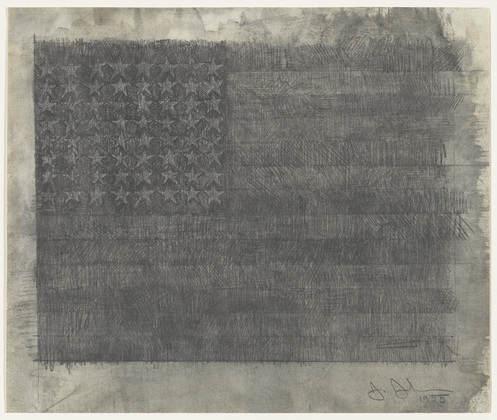 Джаспер Джонс (Jasper Johns) и современный поп-арт 25