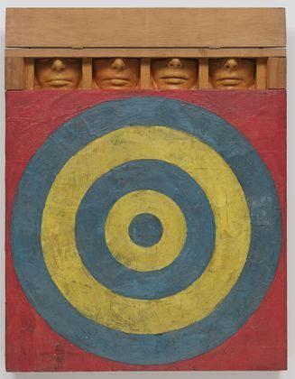 Джаспер Джонс (Jasper Johns) и современный поп-арт 27