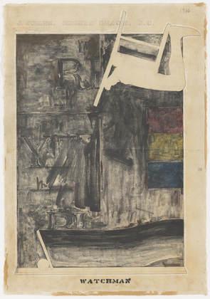 Джаспер Джонс (Jasper Johns) и современный поп-арт 6