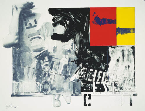 Джаспер Джонс (Jasper Johns) и современный поп-арт 8
