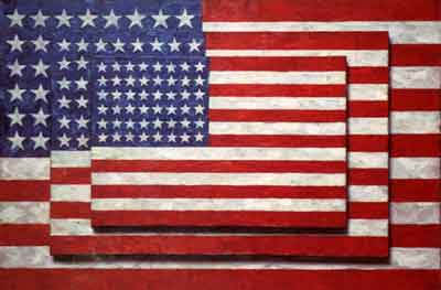 Джаспер Джонс (Jasper Johns) и современный поп-арт