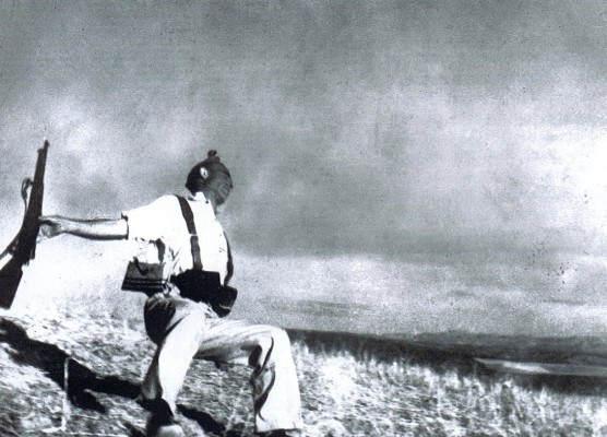 Фотожурналисты Топ-10 Роберт Капа (Robert Capa)