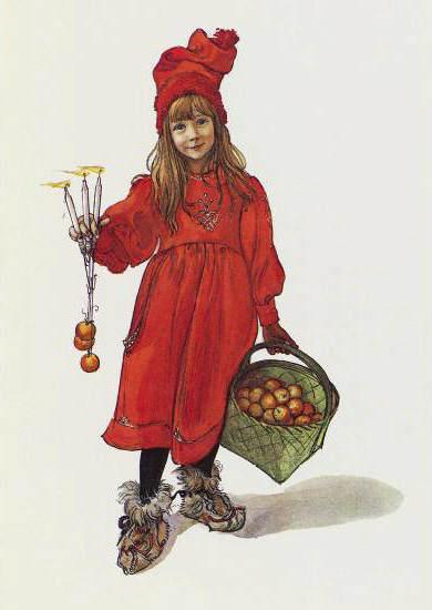 Карл Ларссон (Carl Larsson) и шведская живопись 19 века 2