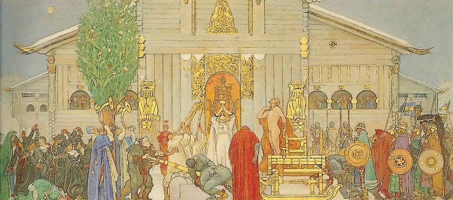 Карл Ларссон (Carl Larsson) и шведская живопись 19 века 27