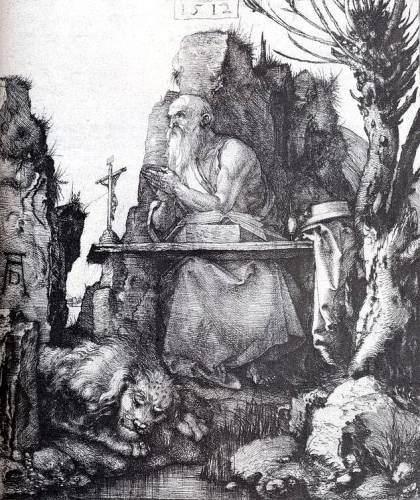 Мастер ксилографии Альбрехт Дюрер (Albrecht Dürer) 12