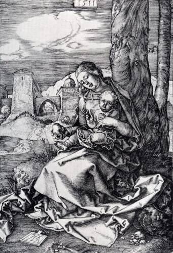 Мастер ксилографии Альбрехт Дюрер (Albrecht Dürer) 13