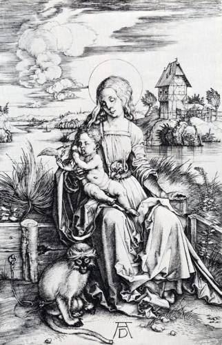 Мастер ксилографии Альбрехт Дюрер (Albrecht Dürer) 14